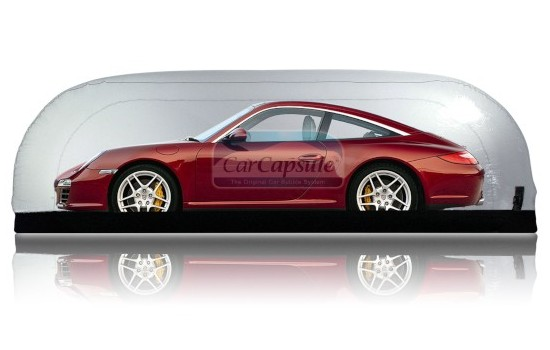 Car CapsuleThe CarCapsule™ protects your treasured vehicle from dust, dirt, dings, corrosion, mildew, musty odors, and pests while presenting it in a show quality display.SHOP CAR CAPSULE