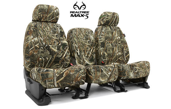 Camo / Tactical Seat CoversProtect your seats from wear and tear with these stylish camo seat covers.SHOPCAMO SEAT COVERS
