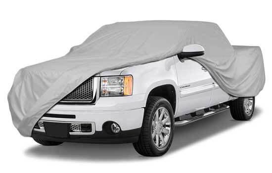 Truck CoversDurable, weatherproof protection for all your truck makes and models. Protect your pickup.SHOPTRUCK COVERS