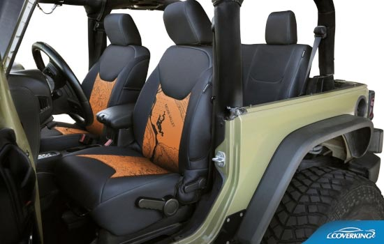 Jeep Wrangler Add OnsShop Jeep Wrangler Accessories like bikini tops, tonneau covers and seat covers to customize your Jeep.SHOP JEEP ADD ONS