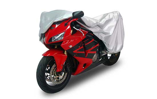Motorcycle CoversCovers constructed from polyester fabric with a silver reflective coating to protect your motorcycle in all seasons.SHOP MOTORCYCLE COVERS