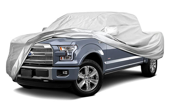 silverguard custom truck cover product selection main