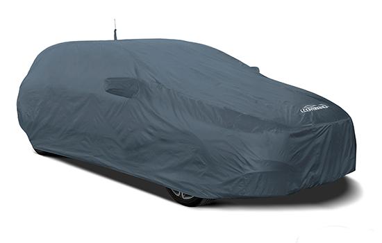 stormproof custom car cover van