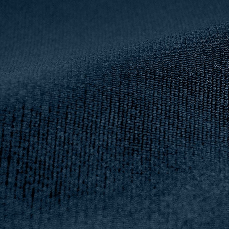 satin stretch navy blue car cover outer layer