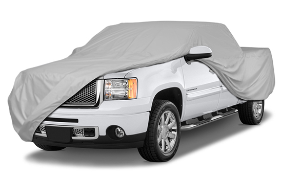 Truck CoversDurable, weatherproof protection for all your truck makes and models.SHOPTRUCK COVERS