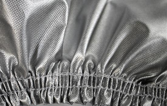 silverguard custom cover elastic
