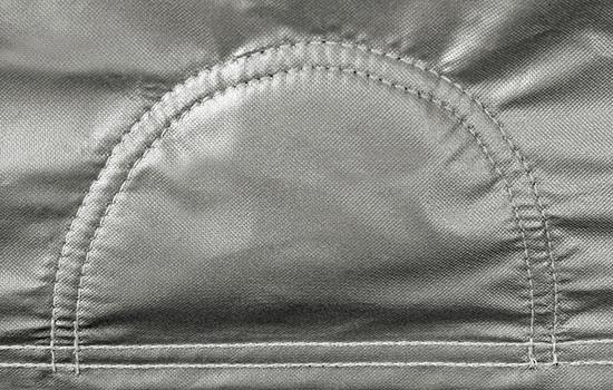silverguard custom cover grommet
