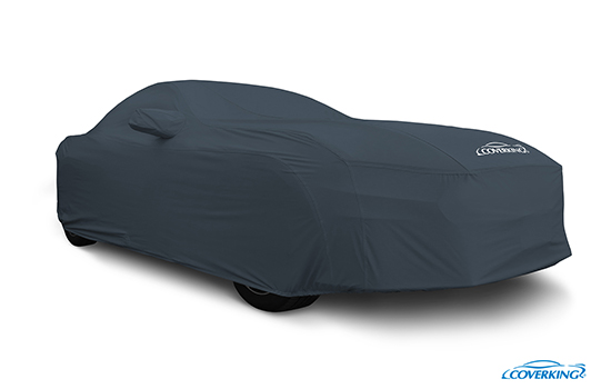 stormproof custom car cover alternate view