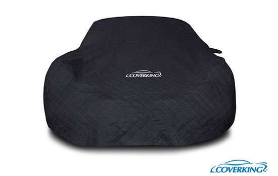 moving blanket custom car cover front