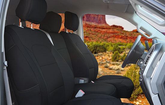 neoprene custom seat covers view