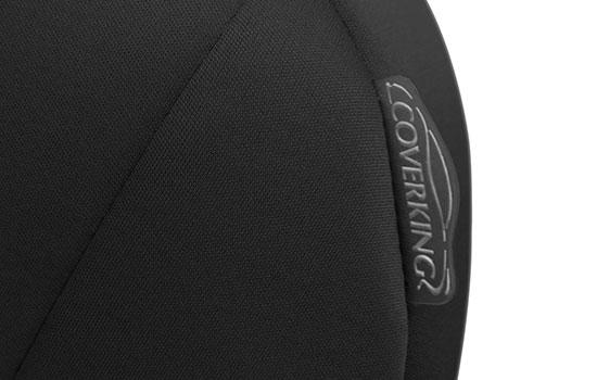 neoprene custom seat covers stitching
