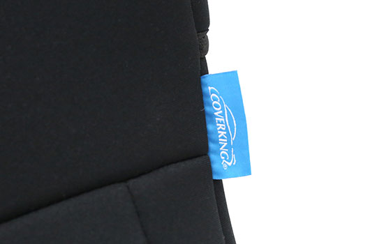 neoprene custom seat covers tag