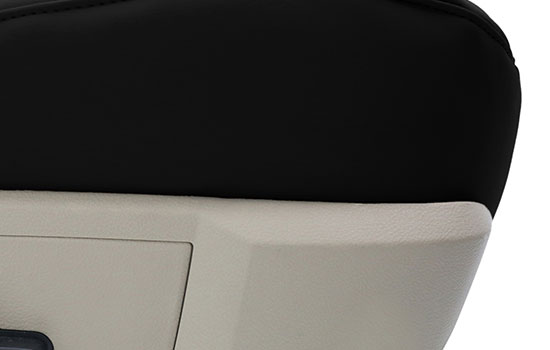 premium leatherette custom seat covers cushion