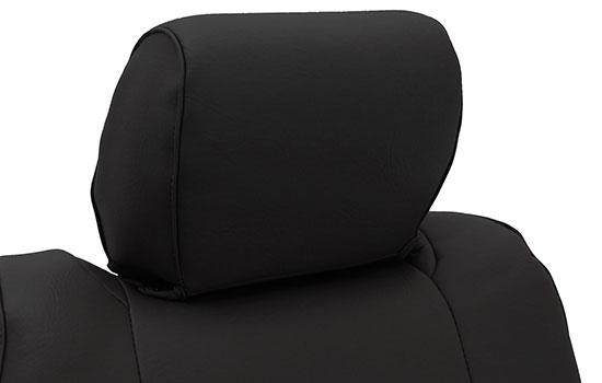 rhinohide custom seat covers headrest