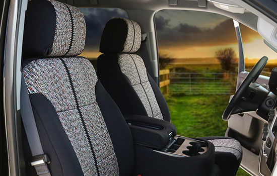 saddle blanket custom seat covers view