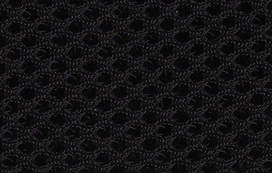 spacer mesh custom seat covers material