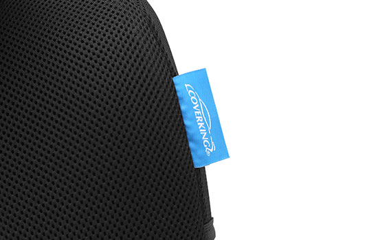 spacer mesh custom seat covers tag