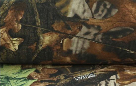 realtree custom seat covers seat material