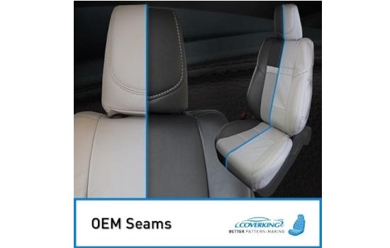 Seat Covers detail seams web