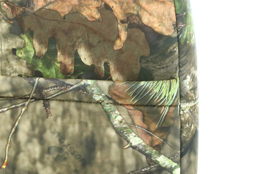 mossy oak custom seat covers pocket