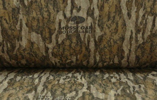 mossy oak custom seat covers seat material