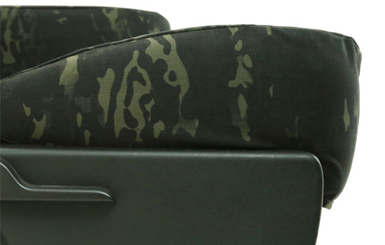 multicam custom seat covers cushion