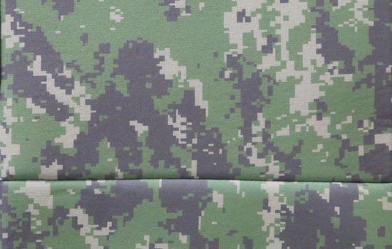 digital camo custom seat covers seat material2