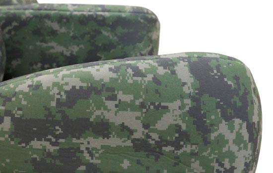 digital camo custom seat covers cushion