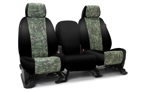 digital camo custom seat covers main