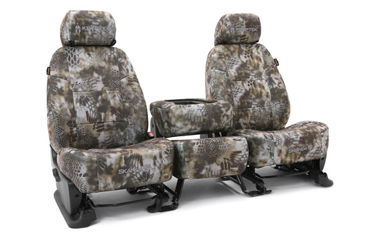 kryptek custom seat covers folded