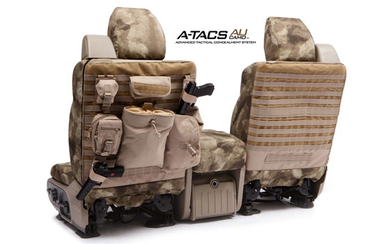 atacs custom seat covers rear