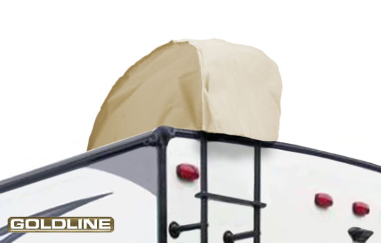 Ladder cap included to help protect your cover.