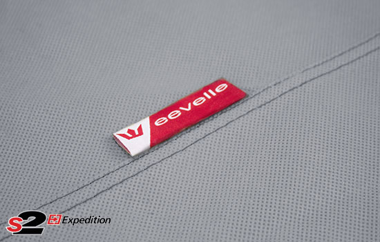"""Authentic Expedition """"Strong Built Covers"""" Manufactured by Eevelle."""