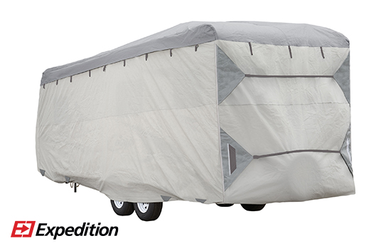 Dual front and rear flags for maximum fit flexibility.
