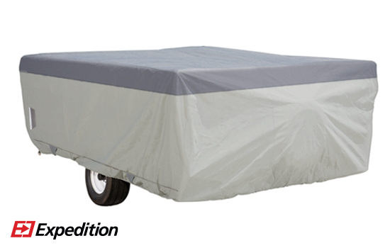 Classic full coverage RV protection from front to rear.