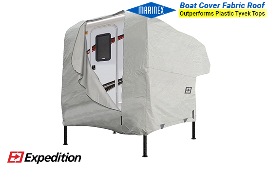 Classic full coverage RV protection.