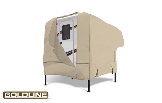 Goldline Truck Campers by Eevelle