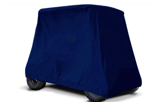 SUNBRELLA 2 PASSENGER Lifted Golf Cart Covers