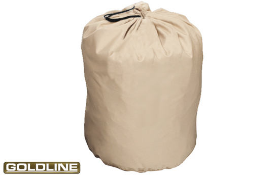 Product includes a handy storage bag for stowing the cover when not in use.