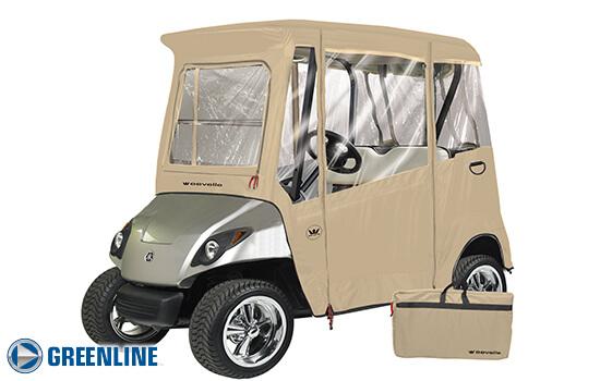 YAMAHA DRIVE - 2 PASSENGER Yamaha Golf Cart Enclosure