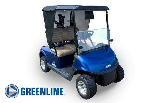 Greenline Golf Cart Shade by Eevelle main2