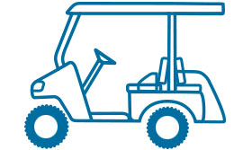 LIFTED GOLF CARTCOVERS
