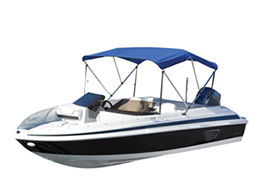 Bimini TopsWe Offer a wide variety of covers made from the most durable materials...