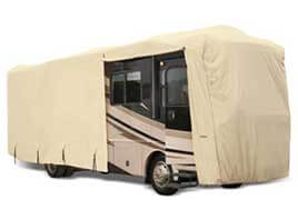 RV CoversWe specialize in getting you the right RV covers for your needs...