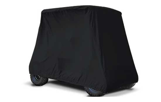 Goldline-4x4-Golf-Cart-Cover-Cart-Black