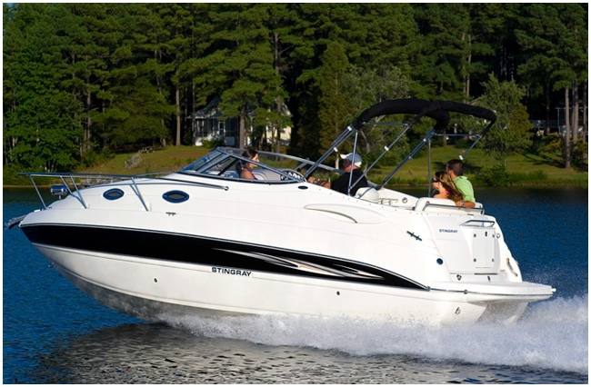 Boat Covers for CABIN CRUISER