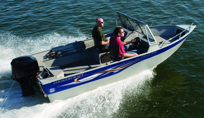 Eevelle Smokecraft Aluminum Fishing Boats