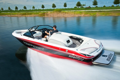 Eevelle Malibu Tournament Ski Boat