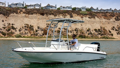 T-Top and Hard Top Boats