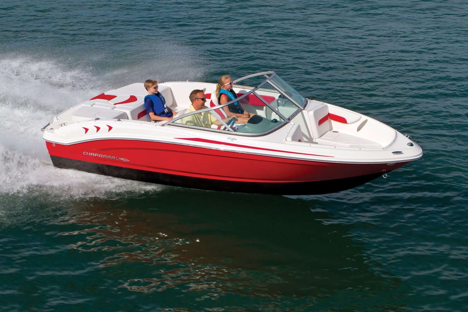 Eevelle V Hull Runabout Boat